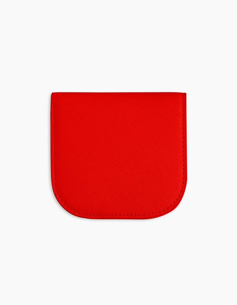 Poketo Dome Wallet in Red