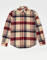 Portuguese Flannel Coachella Long Sleeve Shirt Plaid
