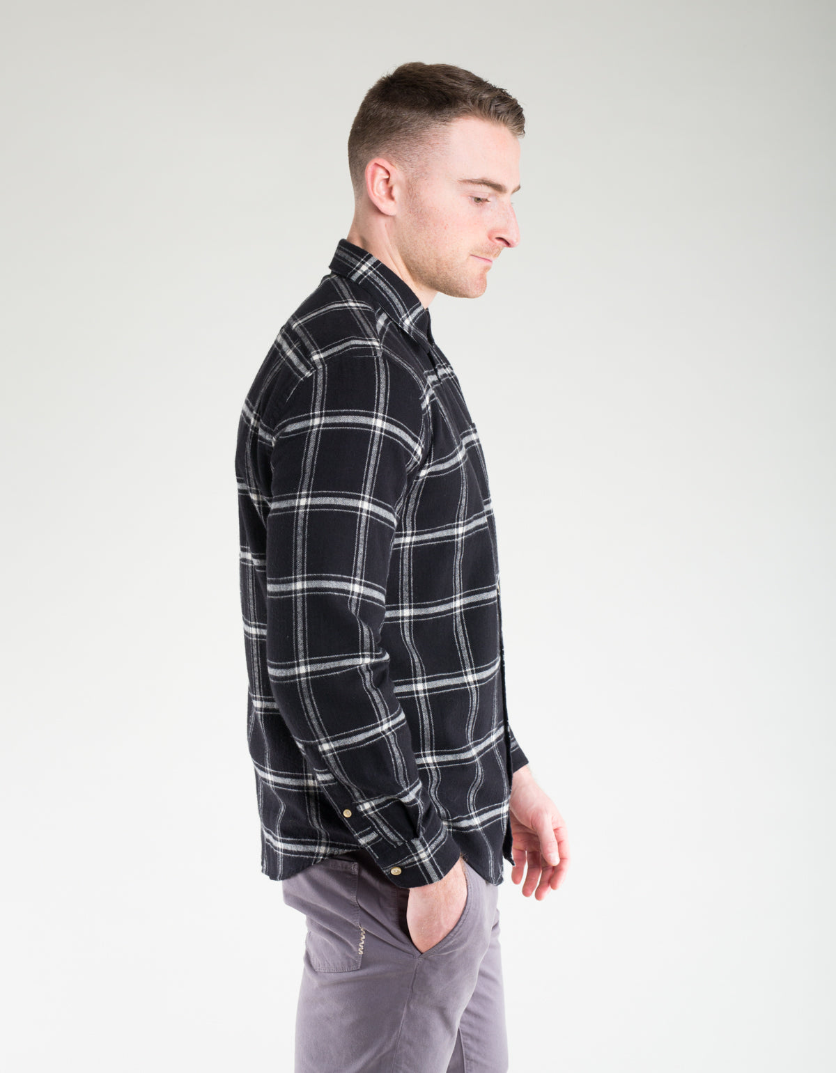 Portuguese Flannel Revolution Shirt Check