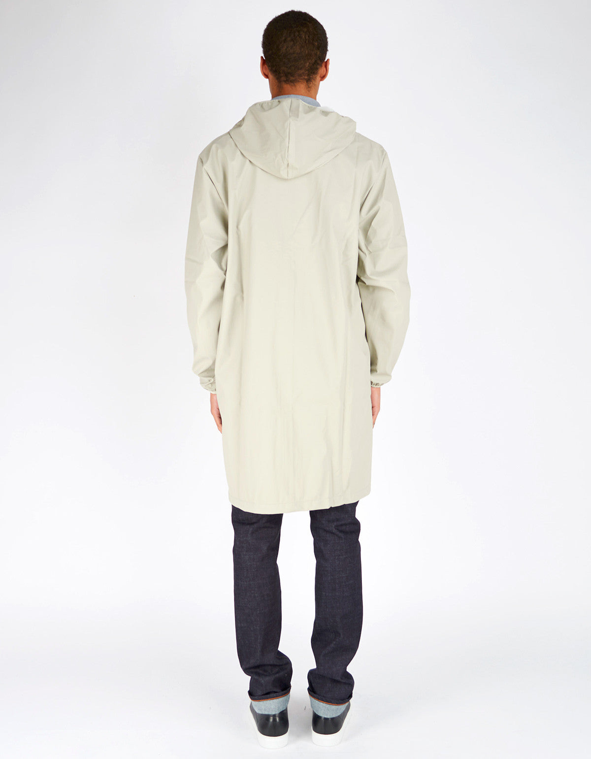 Rains Men's Base Jacket Long Moon - Still Life - 5