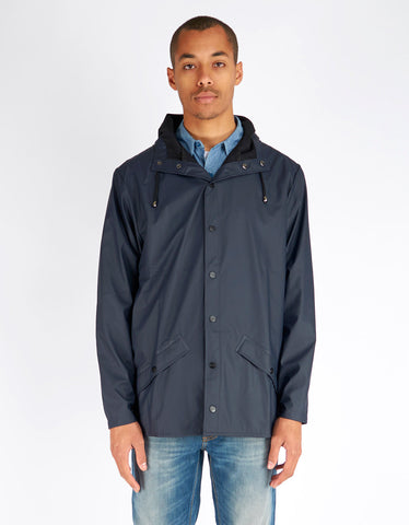 Rains Jacket Men's Blue - Still Life - 1