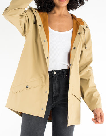 Rains Women's Jacket Desert