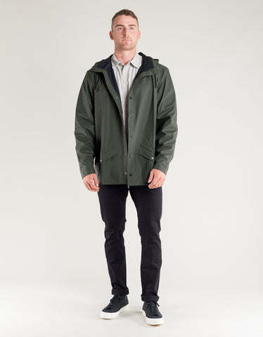 Rains Men's Jacket Green