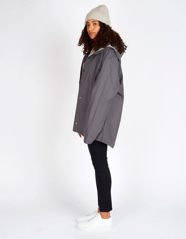Rains Women's Jacket Smoke - Still Life - 2