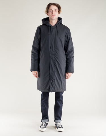 Rains Men's Padded Coat Black
