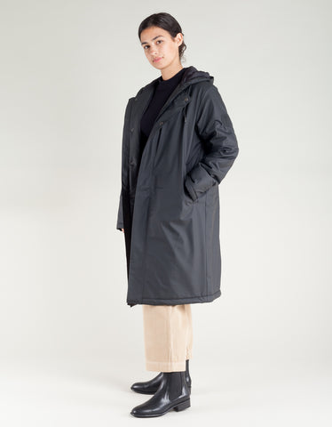 Rains Women's Padded Coat Black