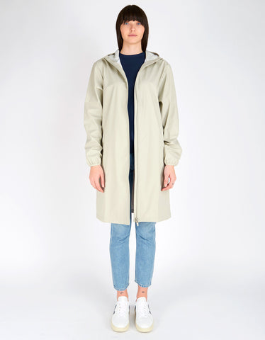 Rains Women's Base Jacket Long Moon - Still Life - 2