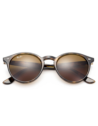 Ray Ban 2180 Sunglasses Dark Havana - Still Life - 2