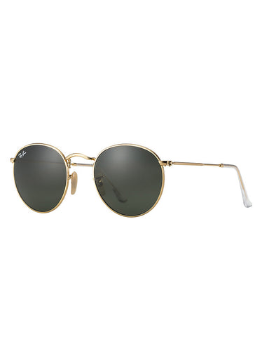 Ray Ban Round Metal Sunglasses Arista - Still Life - 1