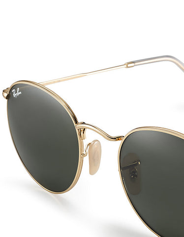 Ray Ban Round Metal Sunglasses Arista - Still Life - 2