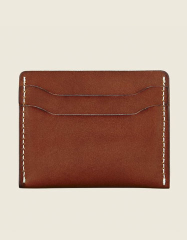 Red Wing Card Holder Oro Russet Frontier