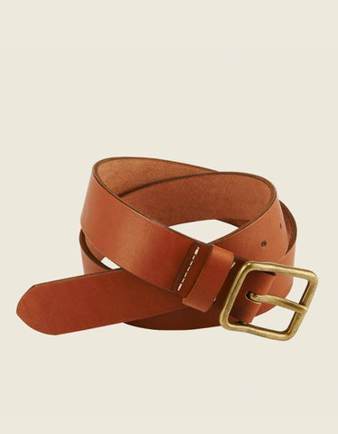 Red Wing Leather Belt Oro Russet Pioneer