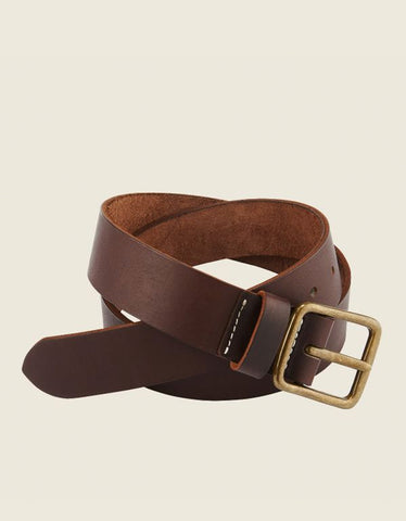 Red Wing Leather Belt Amber Pioneer