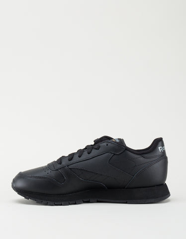 Reebok Women's Classic Leather Black