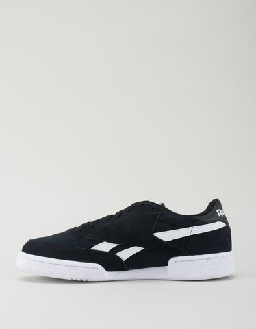 Reebok Men's Classic Revenge Plus Black, White