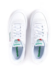 Reebok Club C 85 Archive White Glen Green Excellent Red