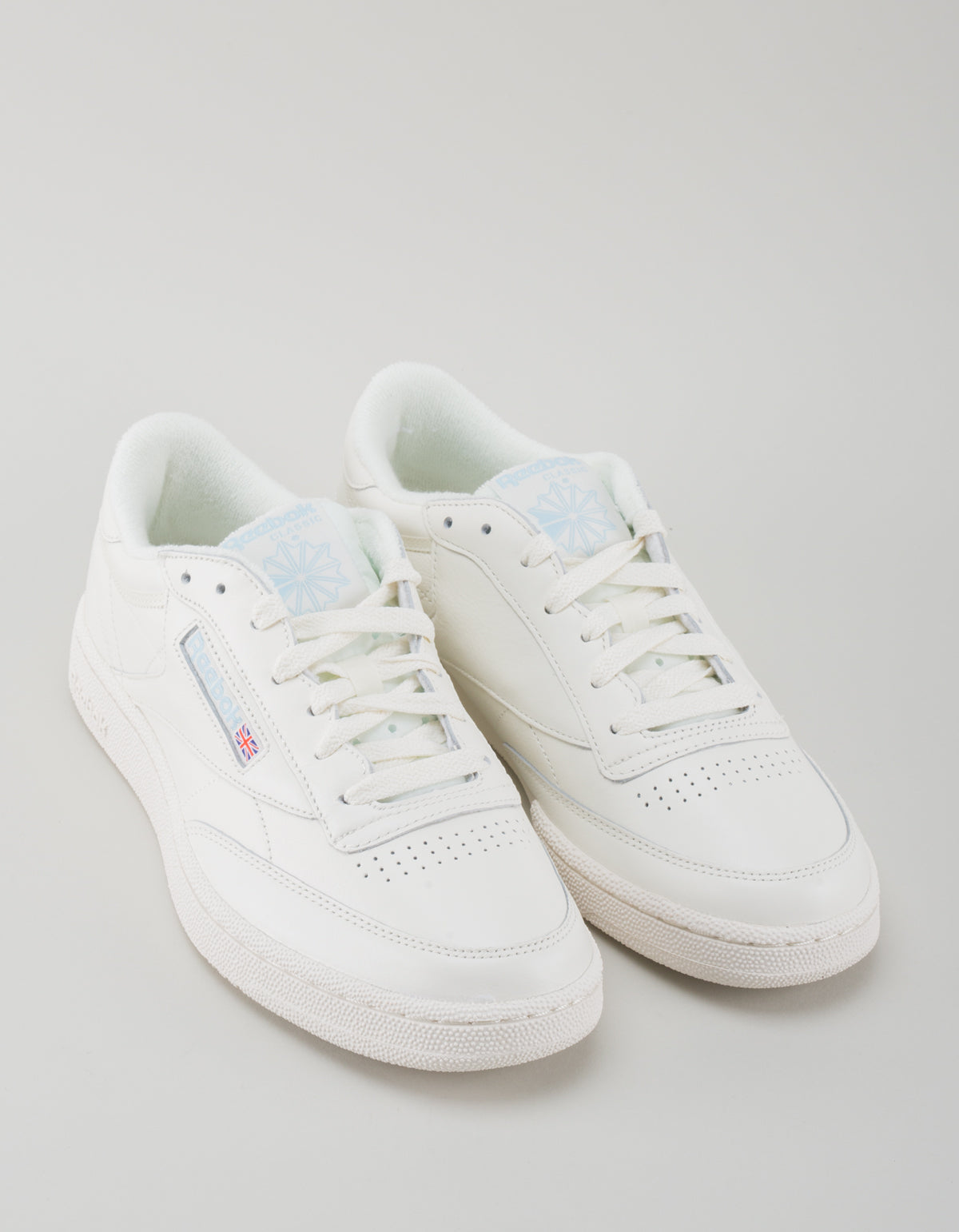 Reebok Women's Club C 85 Vintage Chalk, Paper White