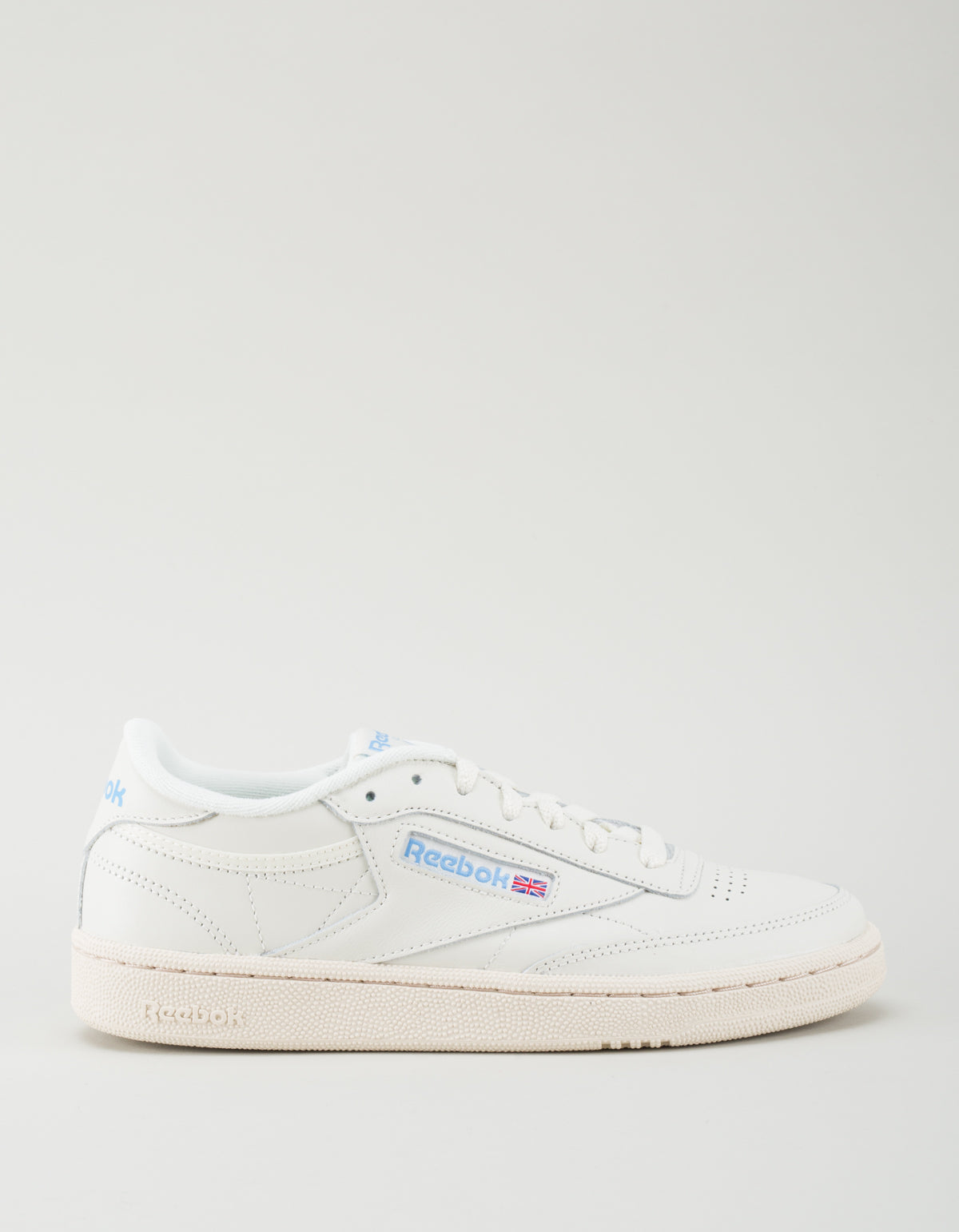 230899a3b74 Reebok Men s Club C 85 Vintage Classic White