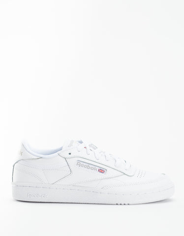 Reebok Club C 85 White Light Grey