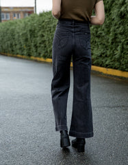 Rollas Sailor Jean Comfort 80s Black