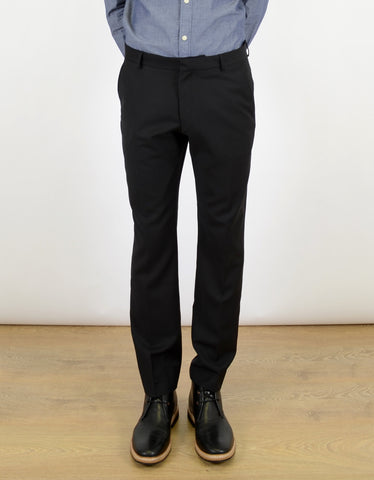 Selected Homme One Mylo Trouser Black - Still Life - 1