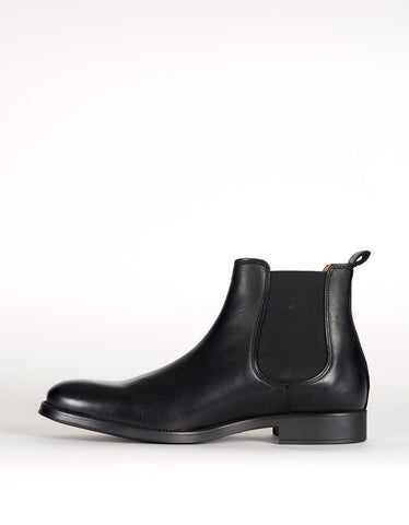 Selected Homme Oliver Chelsea Boot Black - Still Life - 2