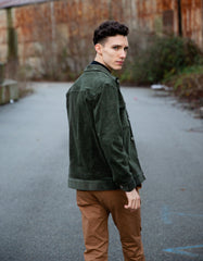 Minimum Trols Jacket Racing Green
