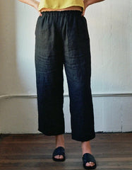 Shelter Eva Pant Black