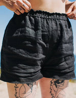 Shelter Eva Short Black