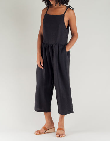 Shelter Kai Romper Black