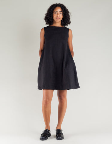Shelter Lou Dress Black