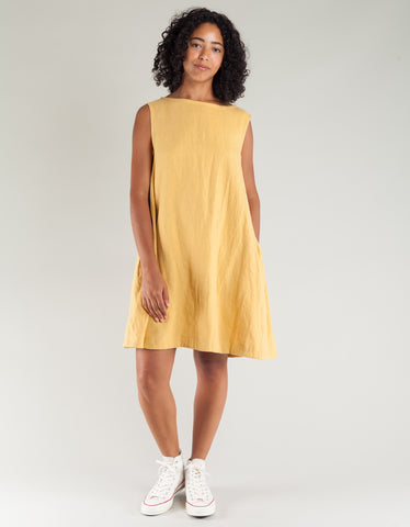 Shelter Lou Dress Marigold