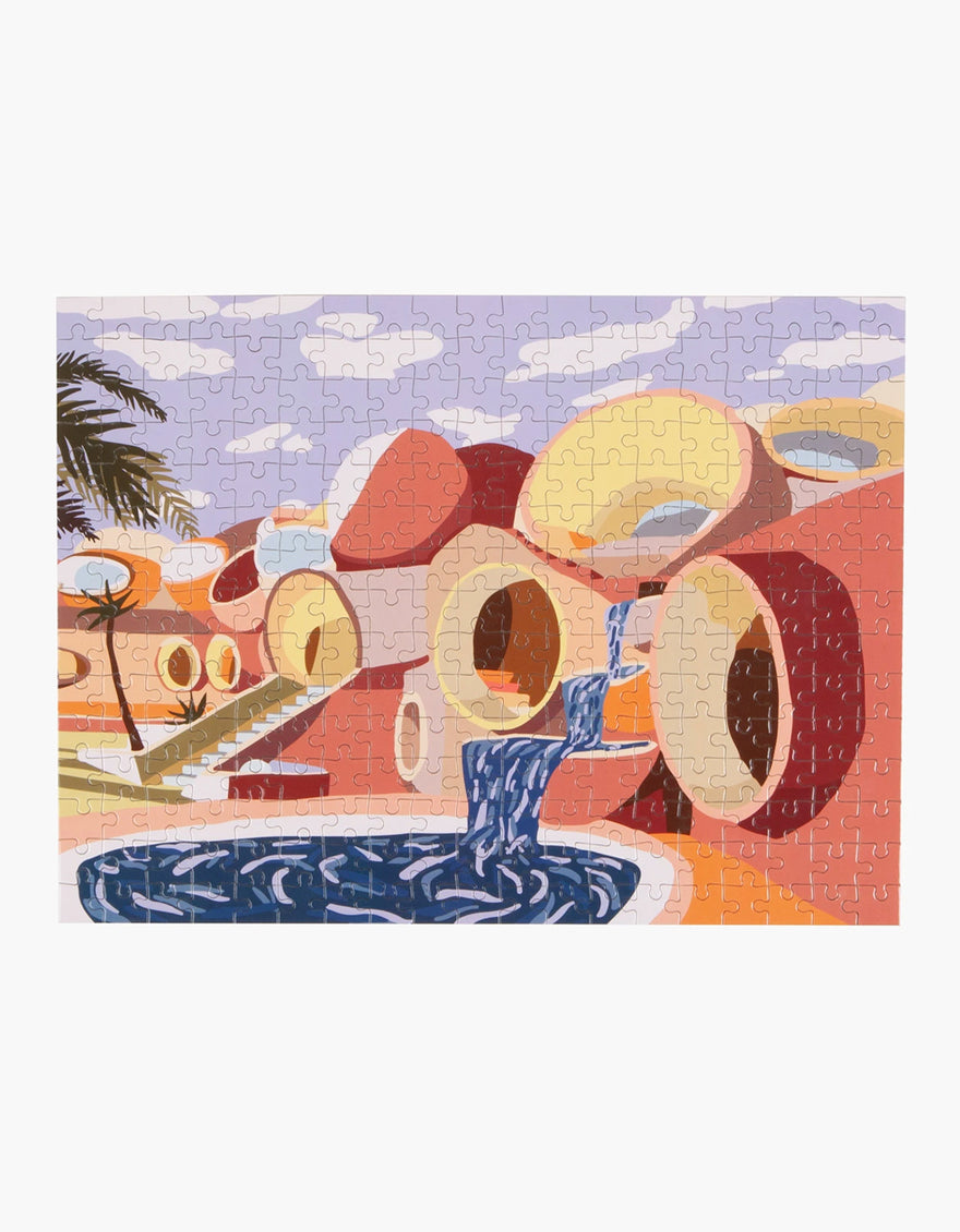 Slowdown Studio Palais Bulles Puzzle by Charlie Bennell