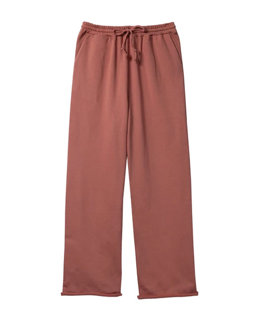 Soft Focus The Breeze Sweatpant in Baked Coral