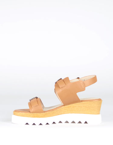 Sol Sana Gabrielle Wedge Tan - Still Life - 2