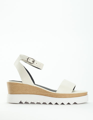 Sol Sana Tray Wedge White