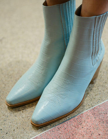 Sol Sana Otis Boot Pale Blue