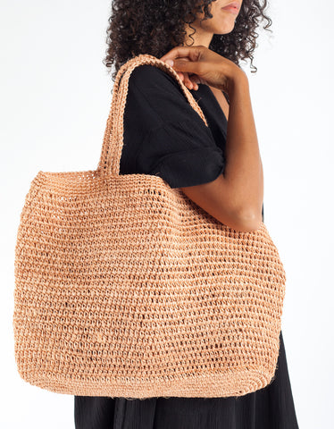 Someware Goods Riviera Tote Guava