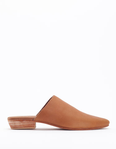 ST. AGNI Paris Mule Tan