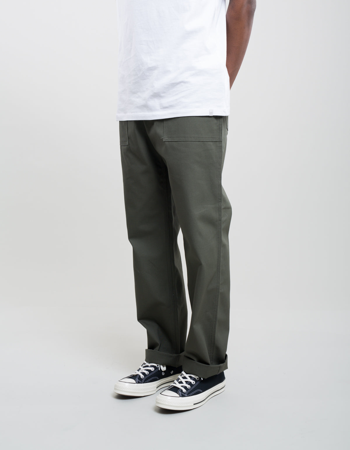 Stan Ray Taper Fit 4 Pocket Fatigue Olive Ripstop