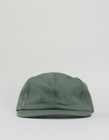 Stan Ray Ball Cap Olive Sateen