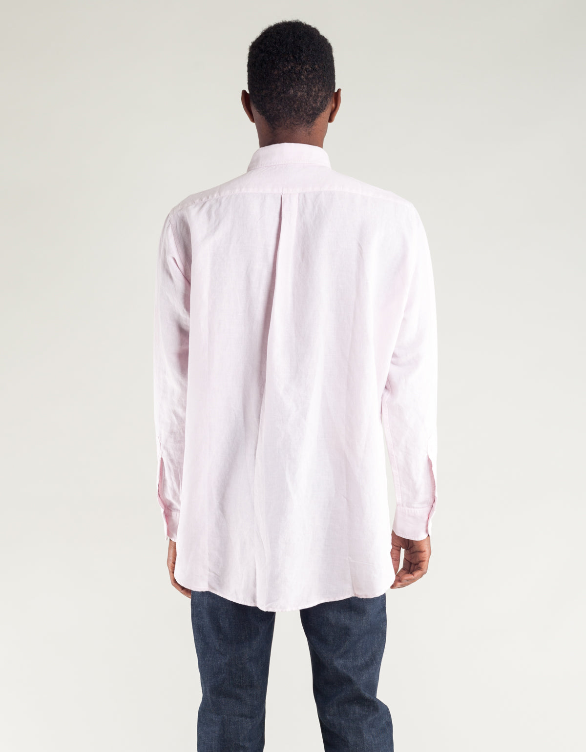 Stan Ray Brooklyn Shirt Pink Rose