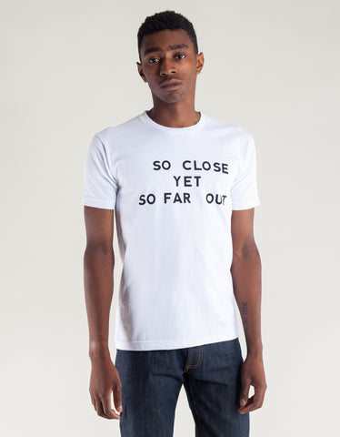Stan Ray Far Out Chiché Tee White