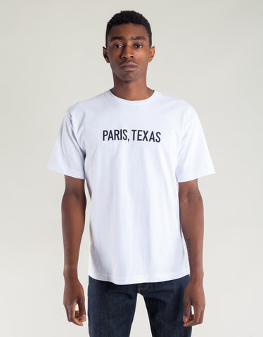Stan Ray Paris Tee White