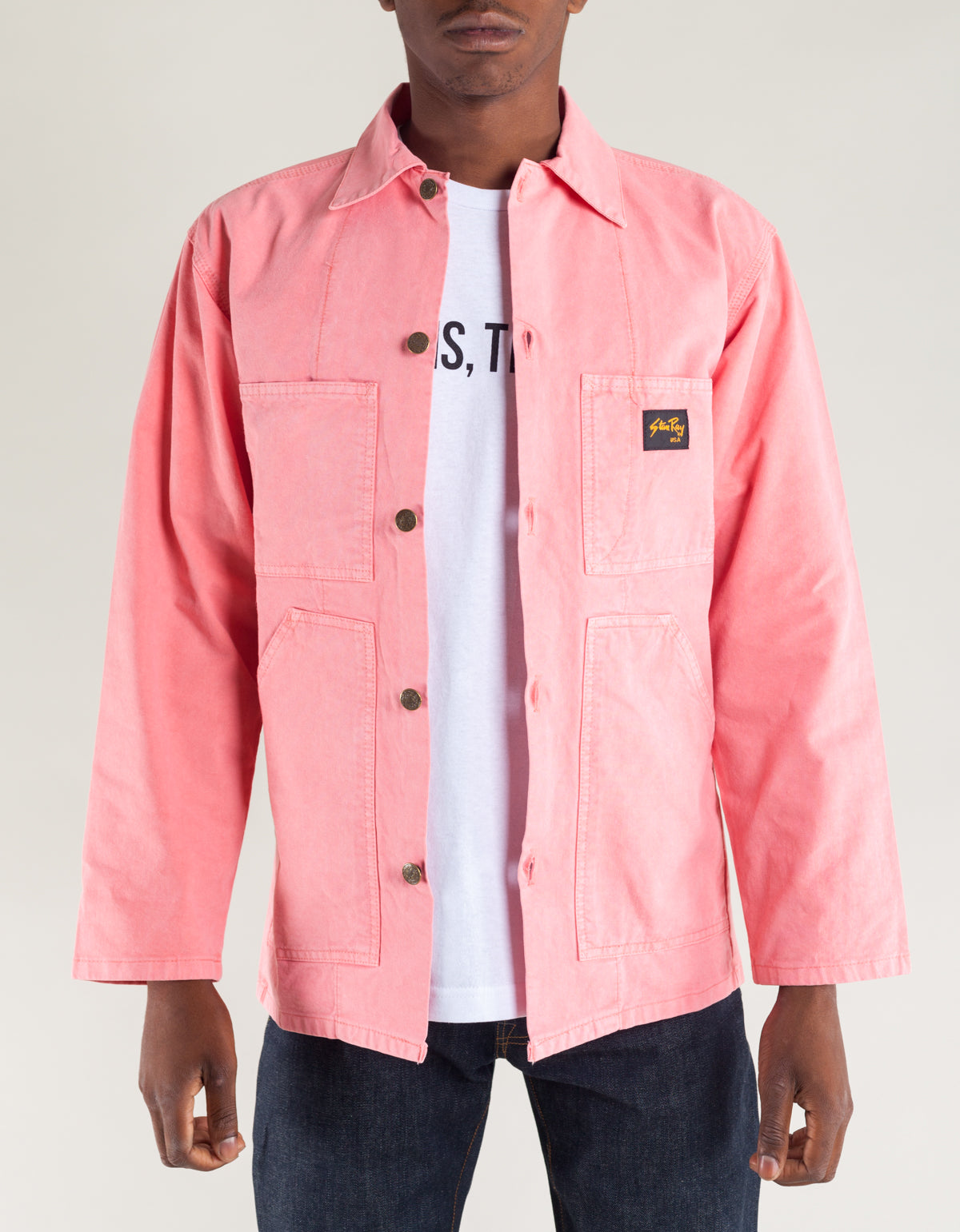 Stan Ray Shop Jacket Peche
