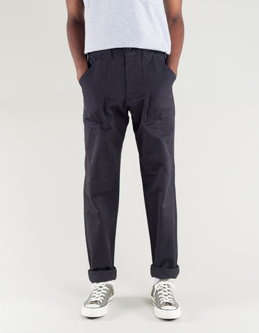 Stan Ray Taper Fit 4 Pocket Fatigue Black Twill