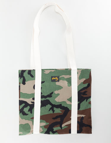 Stan Ray Tote Bag Woodland Ripstop