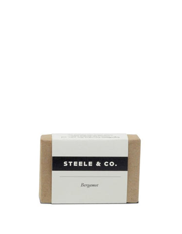 Steele & Co. Bergamot Soap Bar - Still Life