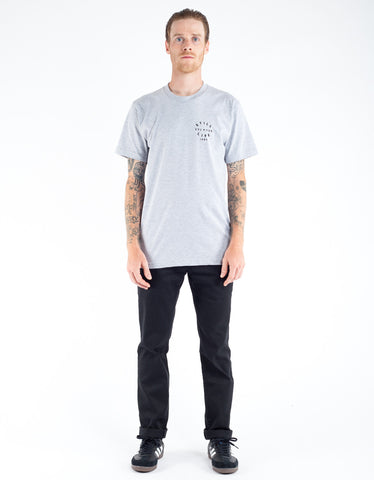 Still Life Diving Helmet Tee Heather Grey