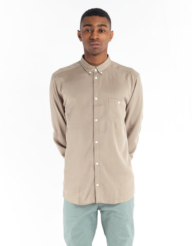 Suit Dr Rufus Shirt Dark Sand